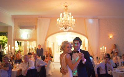 První tanec ženicha a nevěsty – nezapomenutelný okamžik