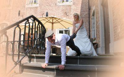 Svatební hry jsou oblíbeným zpestřením programu