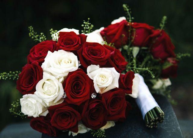I svatební kytice se dá uchovat - stačí ji dobře usušit a schovat