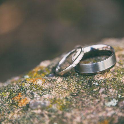 Materiál snubního prstenu