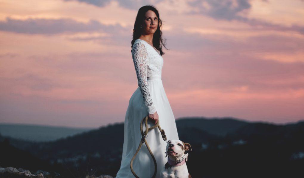 Domácí mazlíčci na svatbě